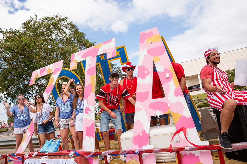 Greek Life at Lamar University